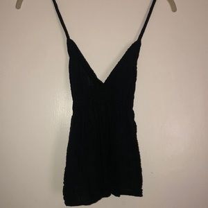 Melrose and Market size M blank sheet tank top